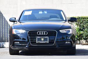 2013 Audi A5 Premium Plus Carfax 1-Owner Aluminum Door Sill Inserts Audio  Auxiliary Audio Inpu