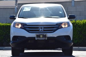 2014 Honda CR-V LX Carfax 1-Owner Audio  Auxiliary Audio Input Body-Colored Front Bumper WBlac