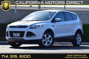 2015 Ford Escape SE Carfax 1-Owner Audio  Auxiliary Audio Input Convenience  Back-Up Camera C