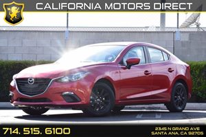 2016 Mazda Mazda3 i Sport Carfax 1-Owner Audio  Auxiliary Audio Input Body-Colored Door Handles