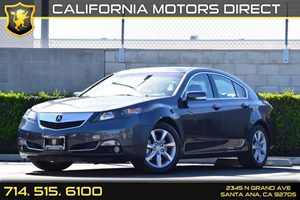 2013 Acura TL Tech Carfax 1-Owner - No AccidentsDamage Reported Audio  Auxiliary Audio Input C