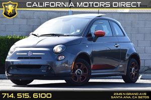 2015 FIAT 500e  Carfax 1-Owner - No AccidentsDamage Reported Audio  Auxiliary Audio Input Body