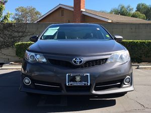 2014 Toyota Camry SE Carfax 1-Owner Air Conditioning  AC Audio  Auxiliary Audio Input Conven