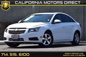 2013 Chevrolet Cruze 1LT Carfax Report - No AccidentsDamage Reported Audio  Auxiliary Audio Inp