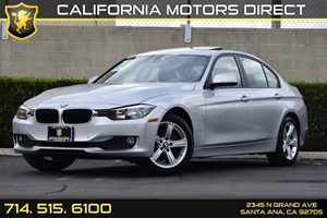 2014 BMW 3 Series 320i Carfax 1-Owner Audio  Auxiliary Audio Input Body-Colored Front Bumper B