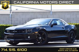 2013 Chevrolet Camaro LT Carfax 1-Owner Audio  Auxiliary Audio Input Convenience  Cruise Contr