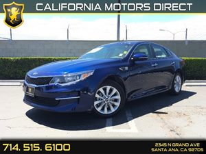 2016 Kia Optima LX Carfax 1-Owner - No AccidentsDamage Reported Audio  Auxiliary Audio Input C