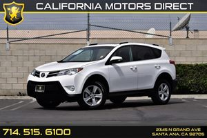 2014 Toyota RAV4 XLE Carfax 1-Owner - No AccidentsDamage Reported Audio  Auxiliary Audio Input