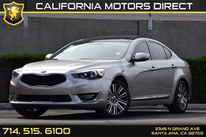 2015 Kia Cadenza Premium Carfax 1-Owner - No AccidentsDamage Reported Audio  Auxiliary Audio In