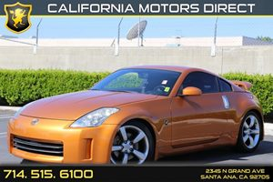 2006 Nissan 350Z Enthusiast Carfax Report Convenience  Cruise Control Convenience  Hid Headlig