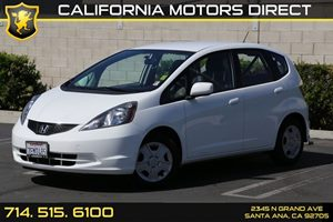 2013 Honda Fit  Carfax 1-Owner  Taffeta White  We are not responsible for typographical errors