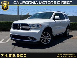 2015 Dodge Durango Limited Carfax Report - No AccidentsDamage Reported Air Conditioning  AC A