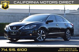 2016 Nissan Altima 25 SR Carfax 1-Owner Displacement  25L Engine Engine Type  4 Cylinder Eng