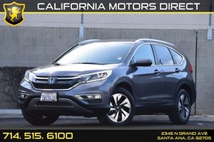 2015 Honda CR-V Touring Carfax Report Audio  Auxiliary Audio Input Body-Colored Door Handles B