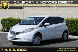 2015 Nissan Versa Note SV Carfax Report  Aspen White Pearl  We are not responsible for typogra