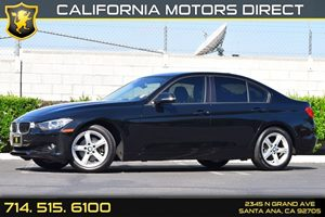2014 BMW 3 Series 328i Carfax 1-Owner Audio  Auxiliary Audio Input Body-Colored Power Heated Au