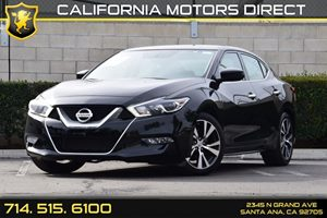 2016 Nissan Maxima 35 S Carfax 1-Owner - No AccidentsDamage Reported  Bordeaux Black  We are