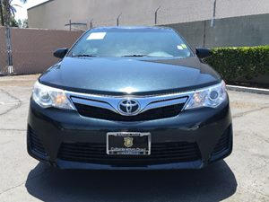 2012 Toyota Camry LE Carfax Report Audio  Auxiliary Audio Input Convenience  Cruise Control C
