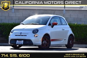 2015 FIAT 500e  Carfax 1-Owner Audio  Auxiliary Audio Input Body-Colored Front Bumper Clearcoa