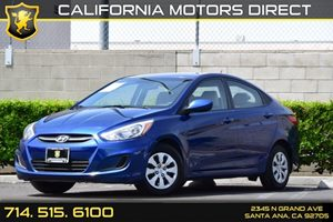 2015 Hyundai Accent GLS Carfax 1-Owner Audio  Auxiliary Audio Input Body-Colored Rear Bumper D