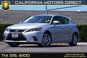 2014 Lexus CT 200h Hybrid Carfax 1-Owner - No AccidentsDamage Reported Air Conditioning  AC A