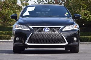 2015 Lexus CT 200h Hybrid Carfax 1-Owner - No AccidentsDamage Reported  Nebula Gray Pearl wBl
