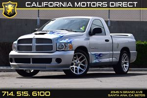 2004 Dodge Ram SRT-10 SRT-10 Carfax Report - No AccidentsDamage Reported Convenience  Cruise Co