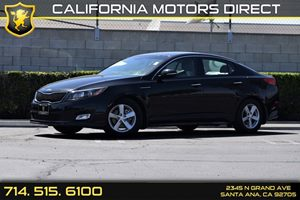 2015 Kia Optima LX Carfax 1-Owner  Aurora Black  16314 Per Month - On Approved Credit  See