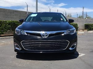 2013 Toyota Avalon XLE Carfax Report Air Conditioning  AC Audio  Auxiliary Audio Input Conve