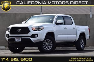 2016 Toyota Tacoma SR5 Carfax 1-Owner - No AccidentsDamage Reported Audio  Auxiliary Audio Inpu