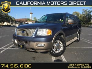 2004 Ford Expedition Eddie Bauer Carfax Report  Medium Wedgewood Blue Met  We are not responsi