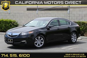 2013 Acura TL Tech Carfax 1-Owner  Crystal Black Pearl  We are not responsible for typographic