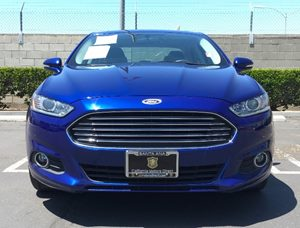 2014 Ford Fusion SE Carfax 1-Owner Convenience  Cruise Control Convenience  Security System D