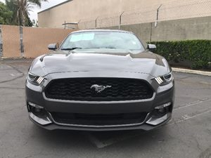 2015 Ford Mustang EcoBoost Premium Carfax 1-Owner - No AccidentsDamage Reported Air Conditioning