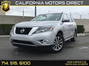 2013 Nissan Pathfinder S Carfax Report - No AccidentsDamage Reported  Brilliant Silver See ou
