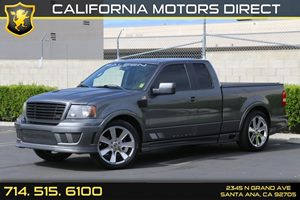 2007 Ford F-150 Lariat Carfax Report - No AccidentsDamage Reported  Silver Metallic  We are n