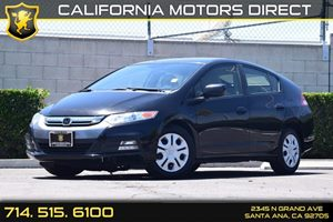 2013 Honda Insight  Carfax 1-Owner - No AccidentsDamage Reported  Crystal Black Pearl  We are