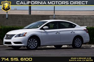 2013 Nissan Sentra SV Carfax 1-Owner - No AccidentsDamage Reported 2 12V Pwr Outlets Air Cond