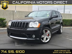 2010 Jeep Grand Cherokee SRT-8 TMU AS-IS Carfax Report - No AccidentsDamage Reported 8 Cylinders