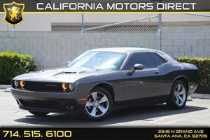 2015 Dodge Challenger SXT Carfax 1-Owner - No AccidentsDamage Reported  Gray  We are not resp