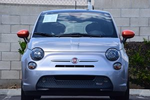 2015 FIAT 500e  Carfax 1-Owner - No AccidentsDamage Reported 1 12V Dc Power Outlet 4 Person Sea