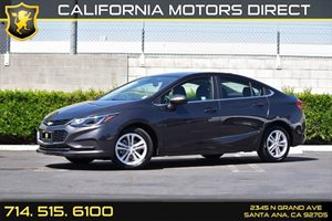 2017 Chevrolet Cruze LT Carfax 1-Owner  Gray  18347 Per Month - On Approved Credit  See our