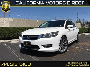 2014 Honda Accord Sedan Sport Carfax Report - No AccidentsDamage Reported 2 12V Dc Power Outlets