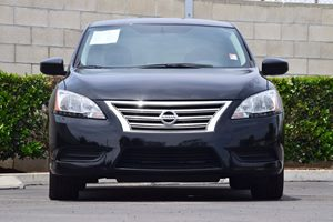 2015 Nissan Sentra SV Carfax 1-Owner  Super Black  15748 Per Month - On Approved Credit  Se