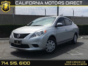 2014 Nissan Versa SV Carfax Report - No AccidentsDamage Reported Audio  Auxiliary Audio Input