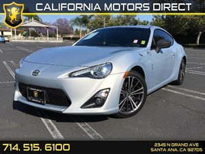 2013 Scion FR-S  Carfax 1-Owner  Silver Ignit10n  22244 Per Month - On Approved Credit  See