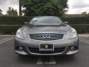 2015 INFINITI Q40  Carfax 1-Owner - No AccidentsDamage Reported 2 12V Dc Power Outlets Audio