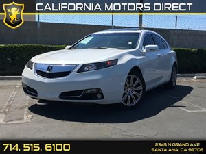 2013 Acura TL Special Edition Carfax 1-Owner Air Conditioning  AC Audio  Premium Sound System