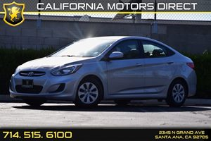 2016 Hyundai Accent SE Carfax 1-Owner  Ironman Silver Metallic 14911 Per Month - On Approved