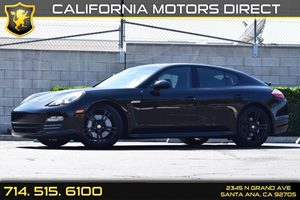 2010 Porsche Panamera S Carfax Report - No AccidentsDamage Reported Air Conditioning  AC Air